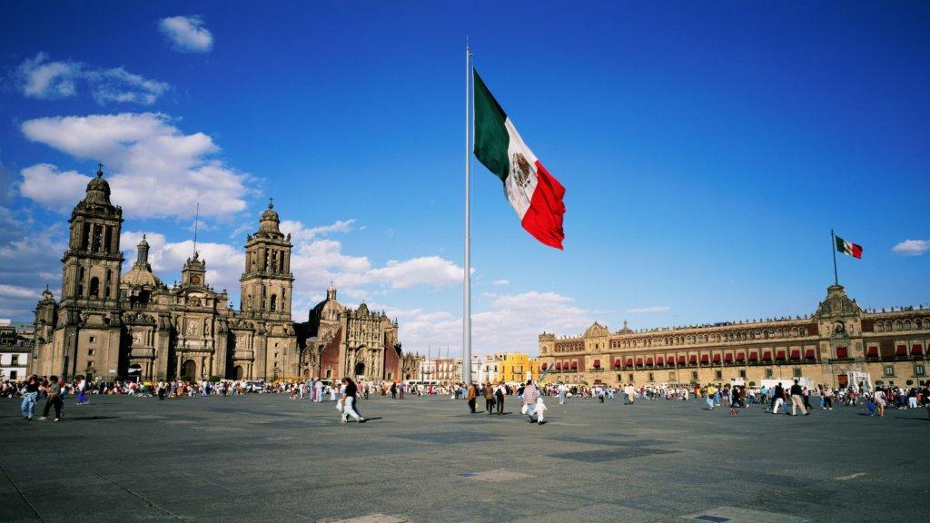 Екскурзии в Мексико